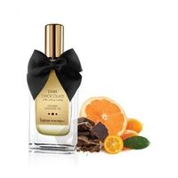 Bijoux cosmetiques Olejek do masażu jadalny -  dark chocolate massage oil ciemna czekolada