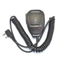 Mikrofonogłośnik BAOFENG wtyk typ K, 9EAC-78983