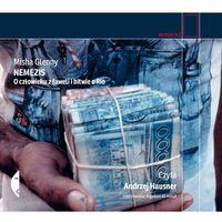 Nemezis. O człowieku z faweli i bitwie o Rio (audiobook CD) - MISHA GLENNY
