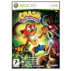 Crash Mind Over Mutant na Xbox 360