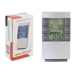 Elektroniczna Stacja Pogody + Termometr + Zegar + Kalendarz itd.