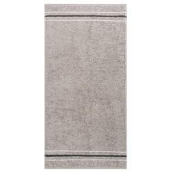 Cawö frottier  ręcznik silver, 50 x 100 cm, 50 x 100 cm, kategoria: ręczniki