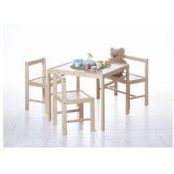 TiCAA Stolik z krzesłami z kategorii Krzesła i stoliki