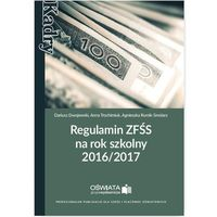 Regulamin ZFŚS na rok szkolny 2016/2017