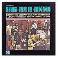 FLEETWOOD MAC - BLUES JAM IN CHICAGO - VOLUME 1 (CD) (5099751644620)