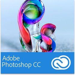 Adobe Photoshop CC PL WIN/MAC dla użytkowników wcześniejszych wersji - Subskrypcja (12 m-ce) z kategorii Programy graficzne i CAD