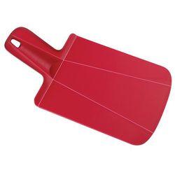 Joseph joseph Jj - deska składana chop 2 pot, mini, czerwona