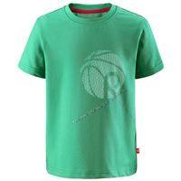 T-shirt koszulka z krótkim rękawem Reima Perho zielona