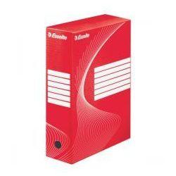Esselte Pudło archiwizacyjne  100 mm czerwone (5901500801089)