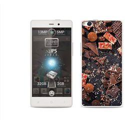 Foto Case - Allview X1 Soul - etui na telefon Foto Case - kawałki czekolady, kup u jednego z partnerów