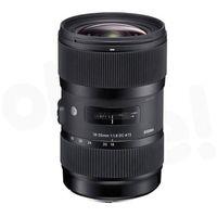 Sigma AF 18-35mm f/1.8 A DC HSM Canon - produkt w magazynie - szybka wysyłka!