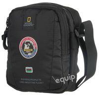 Saszetka na ramię  explorer - czarny wyprodukowany przez National geographic