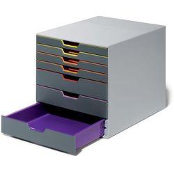 Pojemnik Durable Varicolor z 7 szufladami 760727