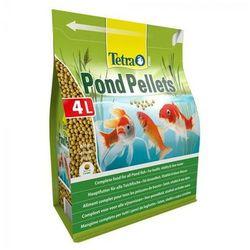Tetra pond pellets 4 l podstawowy pokarm dla ryb w oczkach wodnych granulki - darmowa dostawa od 95 zł!