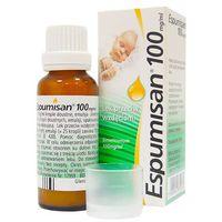 Espumisan, (100 mg/ml), krople doustne, 30 ml