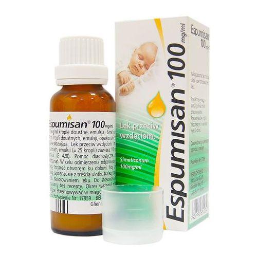 Espumisan, (100 mg/ml), krople doustne, 30 ml, produkt z kategorii- Leki na wzdęcia