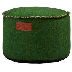 Pufa SACKit RETROit Cobana Drum Outdoor 35x50 cm zielona, kolor zielony