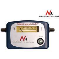 Maclean Miernik sygnalu DVB-T MCTV-627 Do ustawiania anten DVB-T Darmowy odbiór w 20 miastach! z kategorii Ak