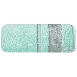 Ręcznik sylwia 50x90 miętowy marki Eurofirany