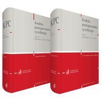 Kodeks postępowania cywilnego. Tom 1-2. Komentarz do artykułów 1-1088 (ISBN 9788325551216)
