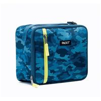 Packit Torba termiczna lunchbox  classic lunch box 4,5l blue camo