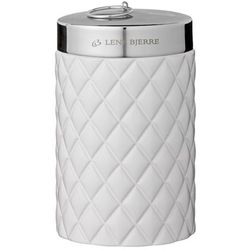 Lene Bjerre pojemnik łazienkowy Portia biały