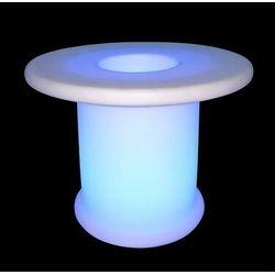 v-tac stolik ogrodowy led rgb 108lm 720x720x580mm vt-7812 sku 40251 - rabaty za ilości. szybka wysyłka. profesjonalna pomoc techniczna. marki V-tac