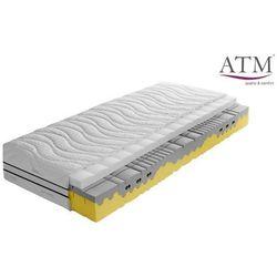 ATM GARDA VISCO - materac termoelastyczny, piankowy, Rozmiar - 100x200, Twardość - średni WYPRZEDAŻ, WYSYŁKA GRATIS