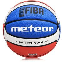 Piłka do koszykówki Meteor Treningowa BR7 FIBA, 07011