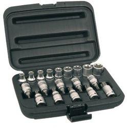 Topex Zestaw kluczy nasadowych 39d379 1/2 cala (19 elementów) (5902062393791)