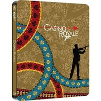 007 Casino Royale (Steelbook) (BD)