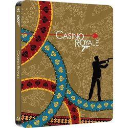 007 Casino Royale (Steelbook) (BD) z kategorii Filmy przygodowe