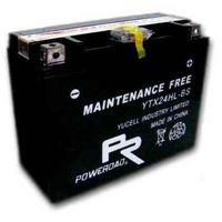 Akumulator motocyklowy  ytx24hl-bs 21ah 350a marki Poweroad