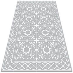 Modny uniwersalny dywan winylowy modny uniwersalny dywan winylowy symetryczny wzór marki Dywanomat.pl