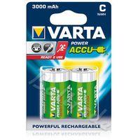 2 x akumulatorki Varta R14 C R2U Ni-MH 3000mAh - sprawdź w wybranym sklepie