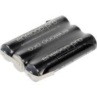 Pakiet akumulatorów aaa, nimh  eneloop pro, ilość ogniw: 3, 3.6 v, 900 mah, z-końcówka do lutowania marki