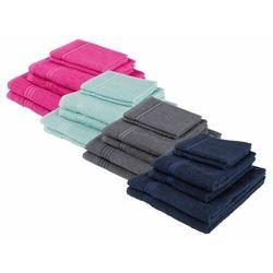 Miomare® 6-częściowy zestaw ręczników z frotte, 1