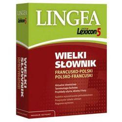 Lexicon 5 Wielki słownik francusko-polski i polsko-francuski (wersja elektroniczna), pozycja z kategorii E-bo