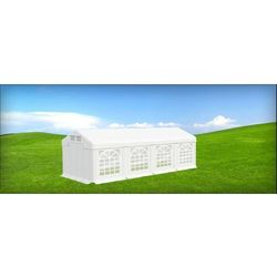 Das Namiot 4x8x2, solidny namiot imprezowy, summer/sd 32m2 - 4m x 8m x 2m