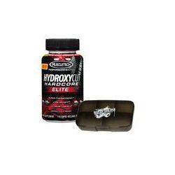Muscletech Hydroxycut Hardcore Elite + Pillbox 110kap+1szt - sprawdź w wybranym sklepie