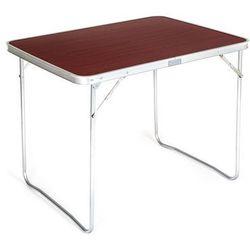 HAPPY GREEN Rozkładany stolik stalowyTourneo, 80 x 60 x 70 cm