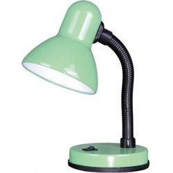 Lampka biurkowa CARIBA model K-MT-203 marki Kaja seledynowy, LAMKMT203SEnieYNOWY
