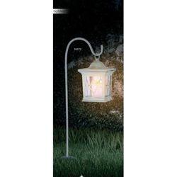 Globo solar lampa solarna led biały, 1-punktowy - rustykalny - obszar zewnętrzny - solar - czas dostawy: od