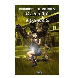 Czarny kodeks - Marianne Pierres, książka w oprawie miękkej