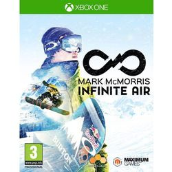 Mark McMorris Infinite Air z kategorii [gry Xbox One]
