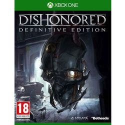 Dishonored Definitive Edition z kategorii [gry Xbox One]