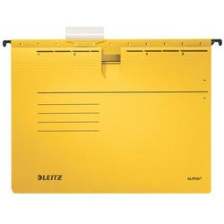 Skoroszyt zawieszany  a4, żółty19840015 od producenta Leitz