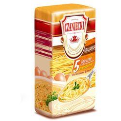 Makaron Krajanka Czaniecki 5-jajeczny 250 g (5901841000011)