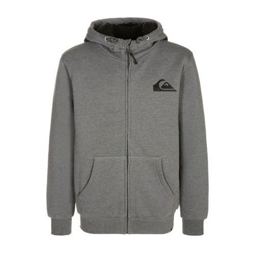 Quiksilver BEST WAVE Bluza rozpinana medium grey heather od Zalando.pl