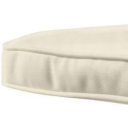 Beliani Komfortowa poducha do ławki marlboro - 152x52x5cm - beżowa